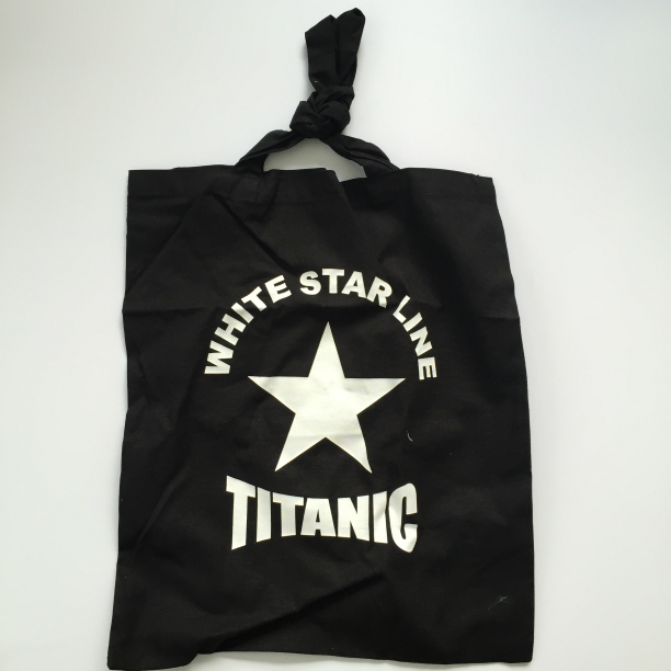 White Star Line Titanic Shopping Bag