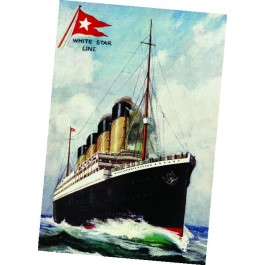 RMS Titanic Posters and Prints