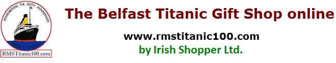 The Belfast Titanic Gift Shop online